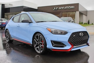 New Hyundai 2019 Hyundai Veloster N Hatchback for sale in Bartlesville, OK