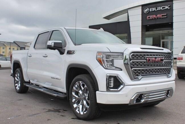 New Gmc Truck >> New 2019 Gmc Sierra 1500 Denali In Bartlesville Ok Near Tulsa Owasso Ok Coffeyville Ks Stock 19318 Patriot Hyundai
