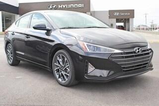 New Hyundai 2019 Hyundai Elantra Limited Sedan for sale in Bartlesville, OK