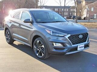 New Hyundai 2019 Hyundai Tucson Sport Wagon for sale in Bartlesville, OK