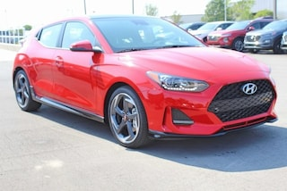 New Hyundai 2020 Hyundai Veloster Turbo Hatchback 20009 for sale in Bartlesville, OK