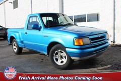 1993 Ford Ranger XL Truck Regular Cab