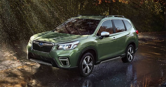 The New 2019 Subaru Forester - Doubling Down On Safety and