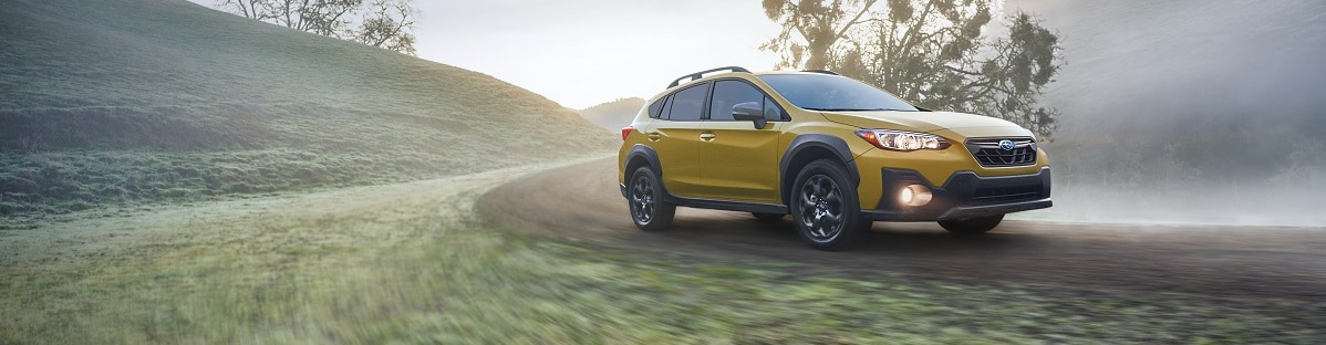 New Subaru Crosstrek in North Attleboro
