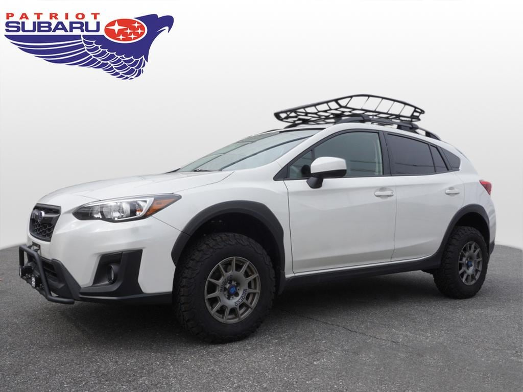 2019 Subaru Crosstrek 2.0i Premium Lift Kit w/Accessories SUV