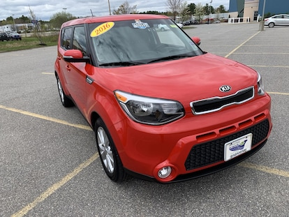 Kia Soul Near Me >> Used 2016 Kia Soul For Sale Near Portland Maine In Saco Kndjx3a56g7823643