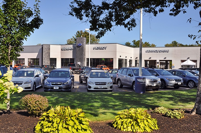 Maine subaru dealer about patriot subaru saco maine for Southern maine motors service