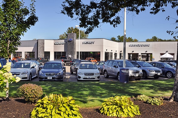 Subaru Dealers In Maine >> Maine Subaru Dealer About Patriot Subaru Saco Maine New