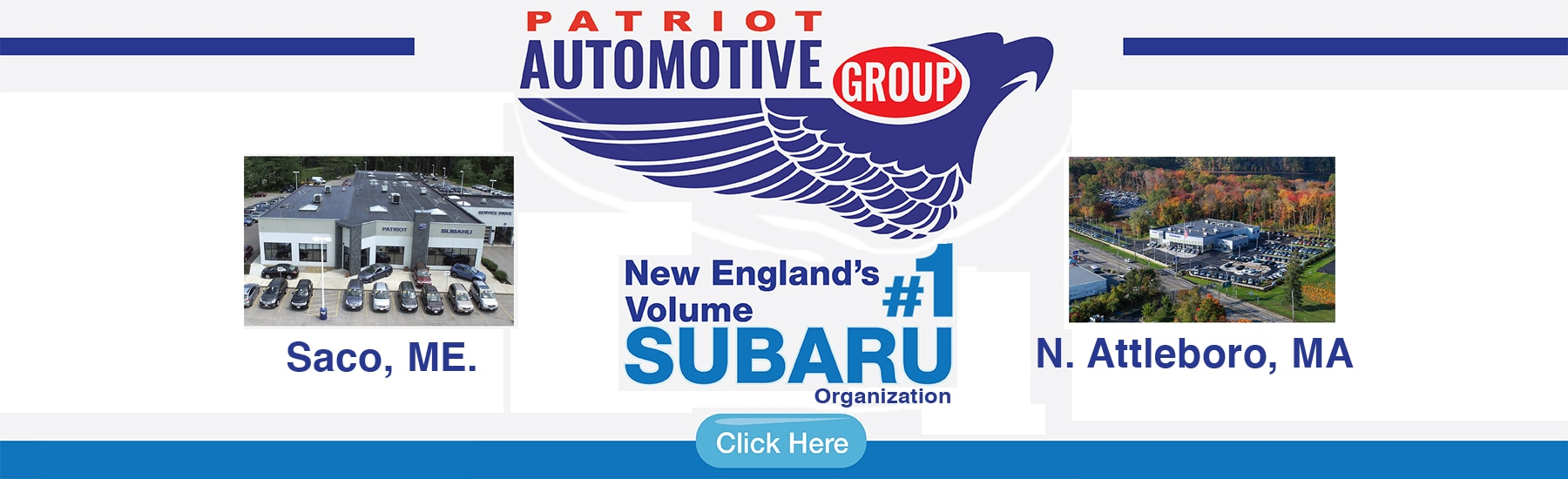 Patriot Subaru: Subaru Dealership near Portland ME | Saco