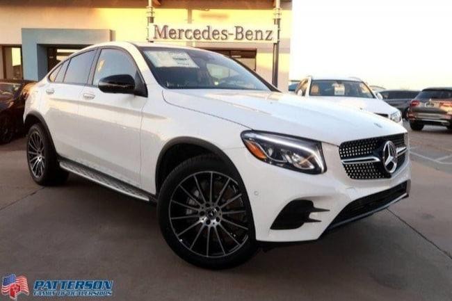 2019 Mercedes-Benz GLC 300 4MATIC Coupe