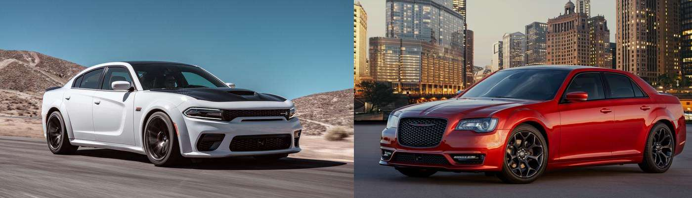 2021 charger and chrysler 300