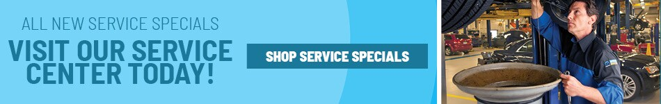 View All Service Specials