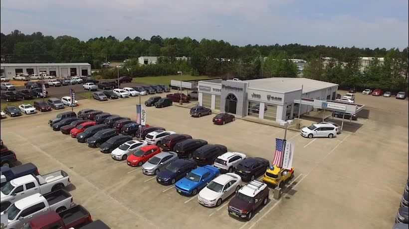 patterson dodge kilgore dealership