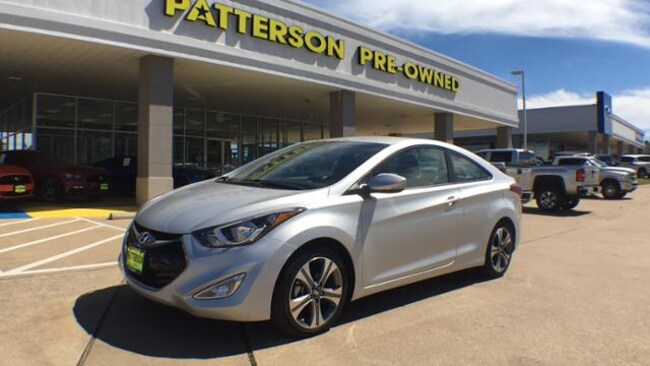 2014 Hyundai Elantra Base Coupe