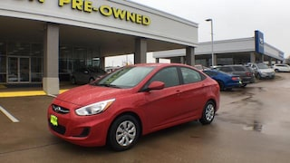 2017 Hyundai Accent SE Sedan Auto Car