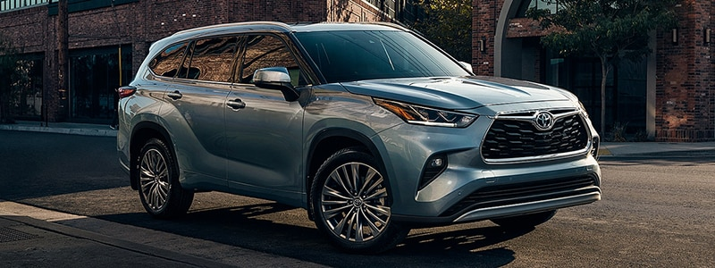 2020 Toyota Highlander Marshall Texas