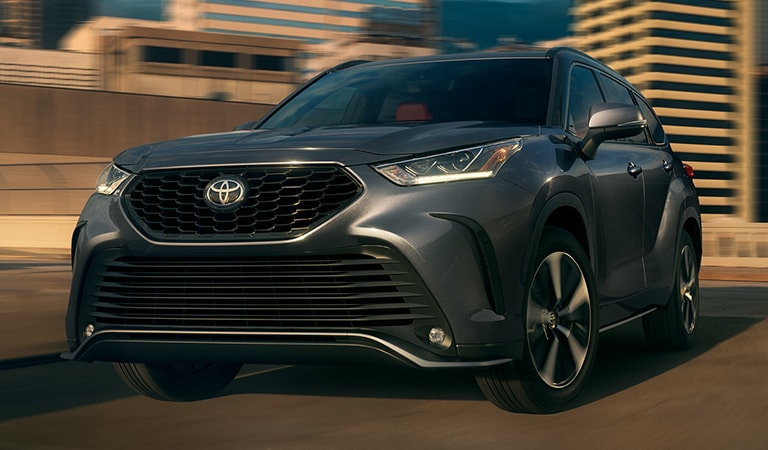 Marshall Texas 2021 Toyota Highlander