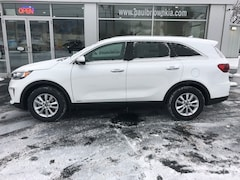 New 2019 Kia Sorento 2.4L LX SUV 5XYPGDA32KG547049 for Sale in Olean near Bradford, PA