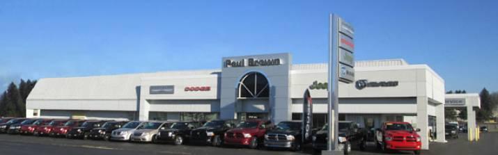 Brown'S Chrysler Jeep >> Paul Brown Chrysler Dodge Jeep Ram In Olean New Used Car
