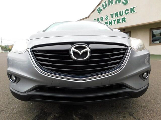 Used 2014 Mazda Mazda CX-9 GRAND TOURING-LEATHER INTERIOR