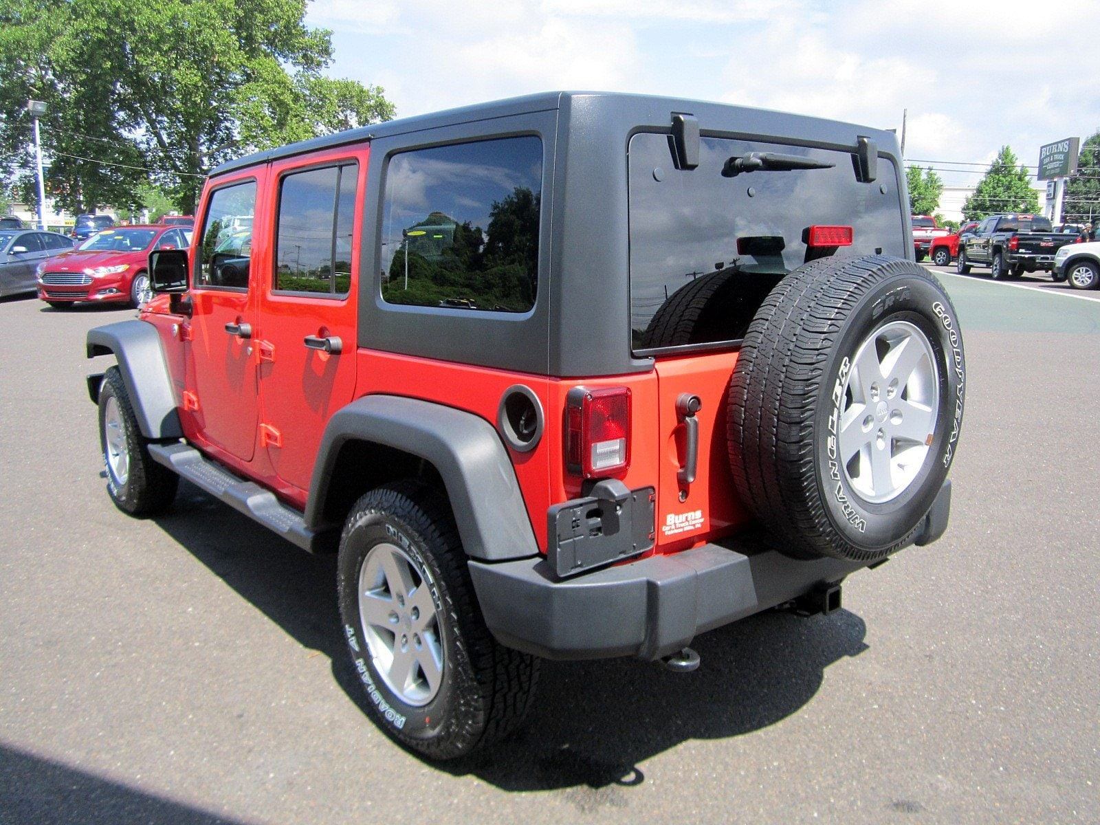 ... 2013 Jeep Wrangler Unlimited UNLIMITED SPORT 4WD HARD TOP 4 DOOR SUV ...