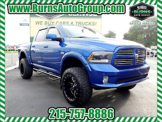 2015 Ram 1500 Lifted Truck - Crew Cab - Sport Edition - Leather Truck Crew Cab for Sale near Trenton, NJ, at Burns Auto Group