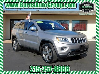 2015 Jeep Grand Cherokee Limited - 4x4 - Navigation - Moon Roof SUV
