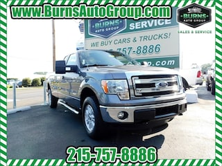 Used 2014 Ford F-150 EXT CAB - XLT - LONG BED - 4X4 Truck SuperCab Styleside for Sale near Levittown, PA, at Burns Auto Group