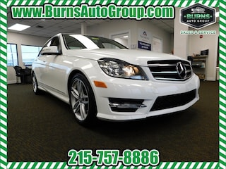 Used 2014 Mercedes-Benz C-Class C 300 4MATIC Sedan for Sale near Levittown, PA, at Burns Auto Group