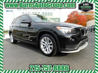 Used 2015 BMW X1 - XDRIVE - LEATHER - NAVIGATION - AWD SUV for Sale near Levittown, PA, at Burns Auto Group