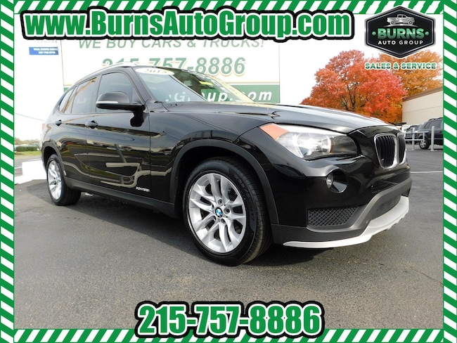 2015 BMW X1 - XDRIVE - LEATHER - NAVIGATION - AWD SUV