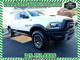 New 2016 Ram 1500 Rebel Truck Crew Cab for Sale Levittown, PA, Burns Auto Group