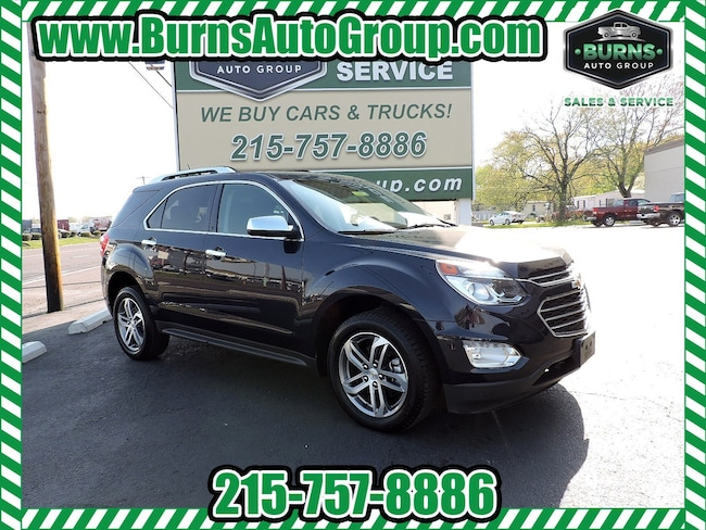 2016 Chevrolet Equinox LTZ - AWD - LEATHER - PREMIUM WHEELS SUV