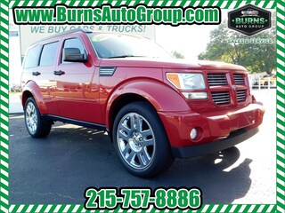 Used 2011 Dodge Nitro HEAT EDITION - AWD - PREMIUM WHEELS SUV for Sale near Levittown, PA, at Burns Auto Group