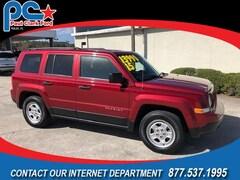 2015 Jeep Patriot Sport Sport  SUV