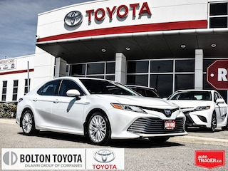 2018 Toyota Camry Hybrid XLE - LOW KMs | ONE OWNER | ACCIDENT FREE Sedan