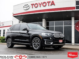 2018 BMW X5 **LOW KMS - ONE OWNER