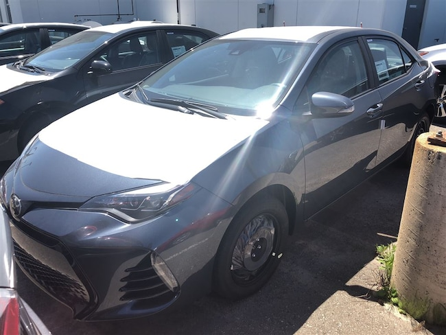 2019 Toyota Corolla 4-Door Sedan SE Cvti-S Sedan