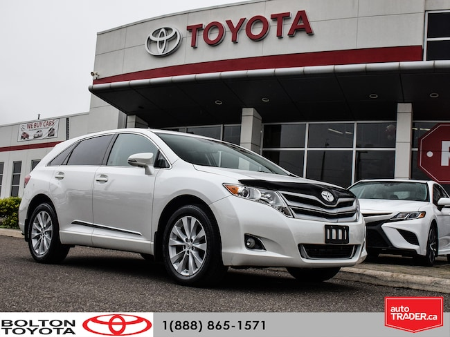 2016 Toyota Venza >> Used 2016 Toyota Venza 4cyl 6a For Sale Bolton On Toronto