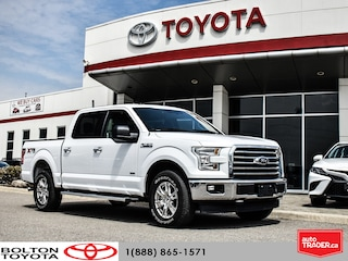 2017 Ford F150 4x4 - Supercrew XLT - 145 WB Truck SuperCrew Cab