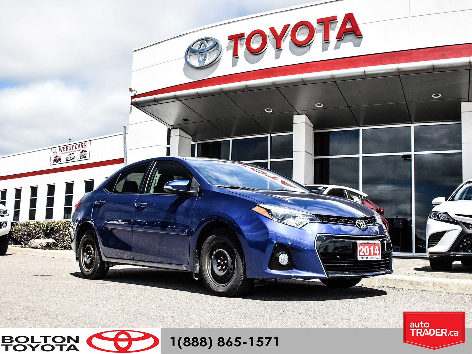 2014 Toyota Corolla S | ONE OWNER | Berline
