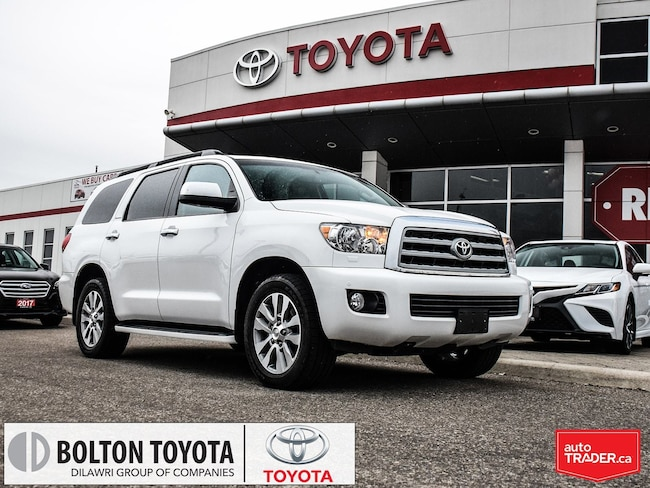 2016 Toyota Sequoia Limited 5.7L 1-Owner No Accident OFF Lease SUV