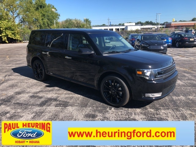 New 2019 Ford Flex SEL Crossover for sale in Hobart, IN