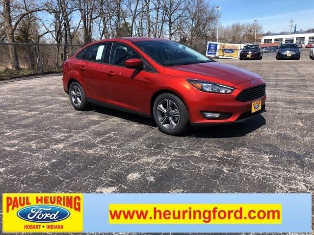 2018 Ford Focus Sedan