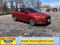 New 2018 Ford Focus SE Sedan 1FADP3FE0JL300628 for sale in Hobart, IN