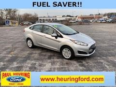 Bargain Inventory 2015 Ford Fiesta S Sedan for sale in Hobart, IN