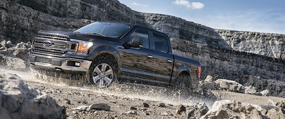 2018 Ford F150 Colors >> 2019 Ford F 150 Xl Vs Xlt Differences Similarities
