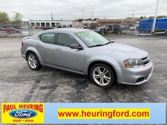 Bargain Inventory 2014 Dodge Avenger SE Sedan for sale in Hobart, IN