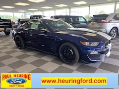 New 2019 Ford Mustang Shelby GT350 Coupe 1FA6P8JZ2K5551317 for sale in Hobart, IN