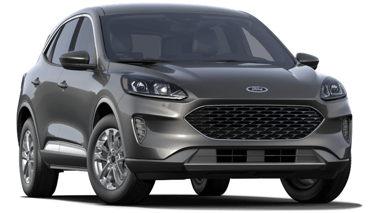 New 2020 Ford Escape SE - Magnetic
